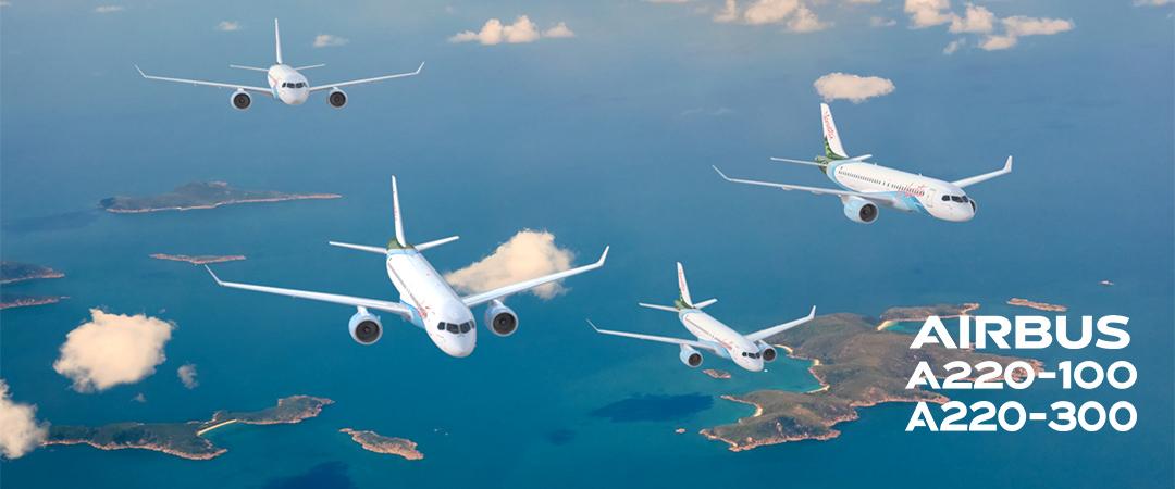 Airbus A220 | Air Vanuatu